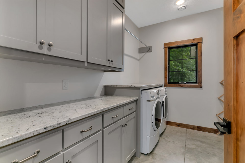 Laundry | Brenny Custom Cabinets
