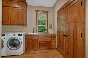 Laundry & Mud Room | Brenny Custom Cabinets