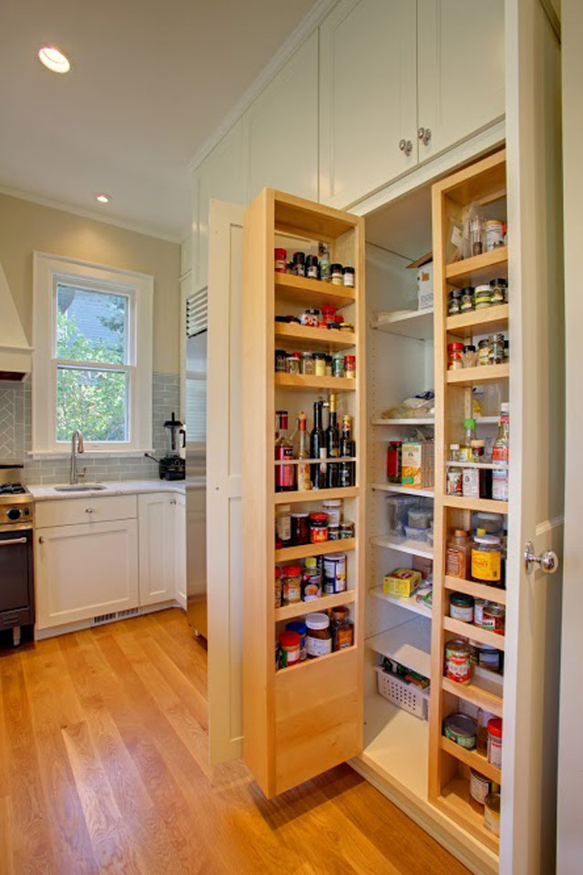 Storage Solutions | Brenny Custom Cabinets