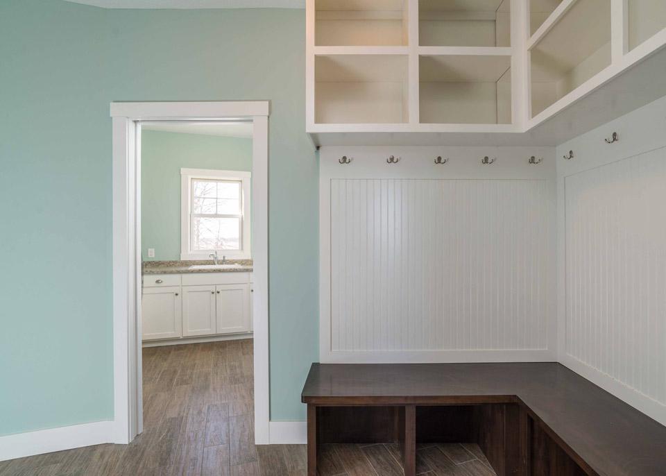 Mud Room | Brenny Custom Cabinets