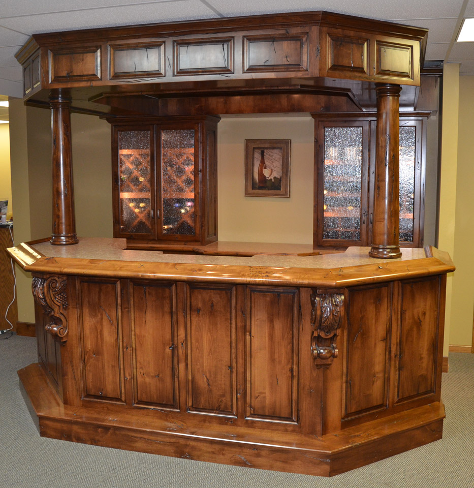 Home Bar | Brenny Custom Cabinets