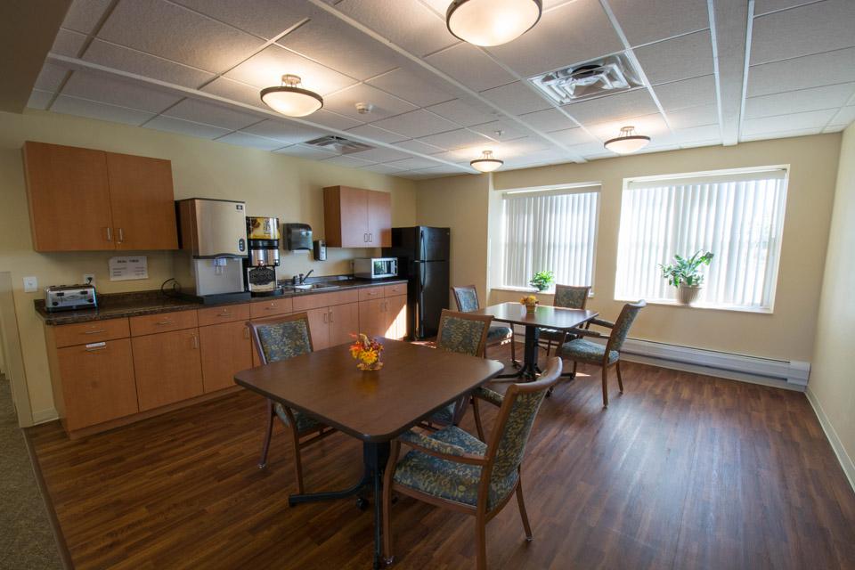 Clinic | Brenny Custom Cabinets