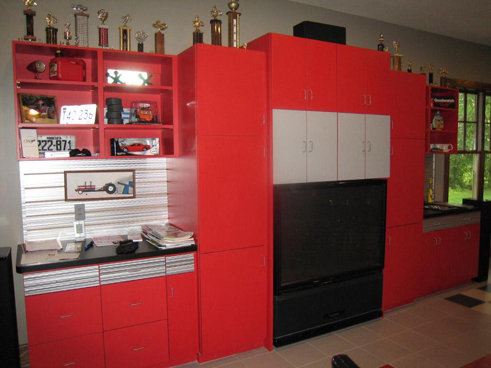 Garage | Brenny Custom Cabinets