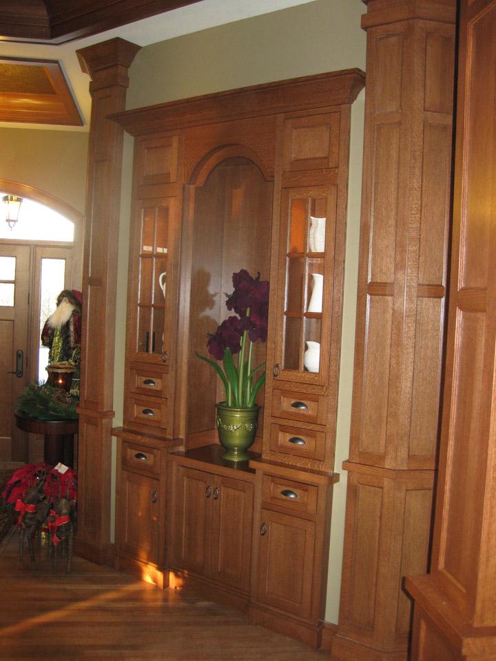 Hutch | Brenny Custom Cabinets