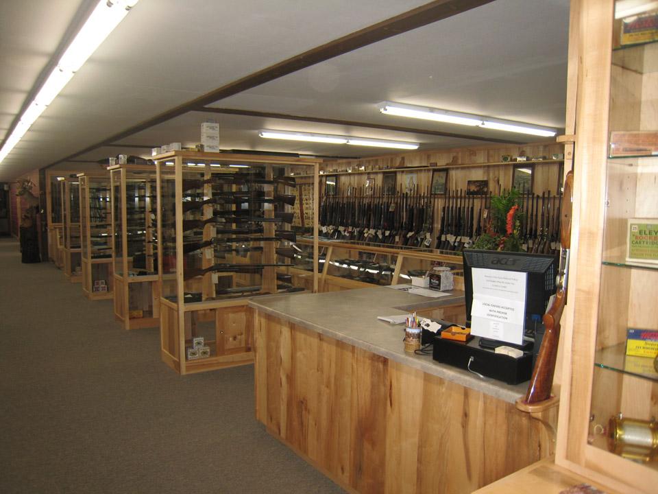 Retail | Brenny Custom Cabinets