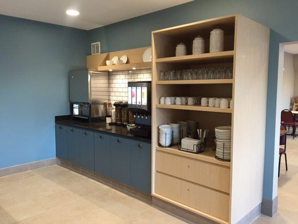 Hotels | Brenny Custom Cabinets